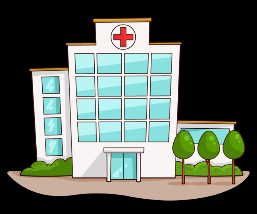 820x682 Free To Use Amp Public Domain Hospital Clip Art In Book Hospital