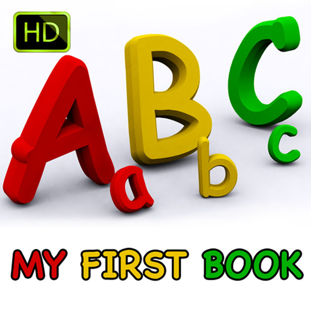 630x630 My First Book Of Alphabets Hd On The App Store