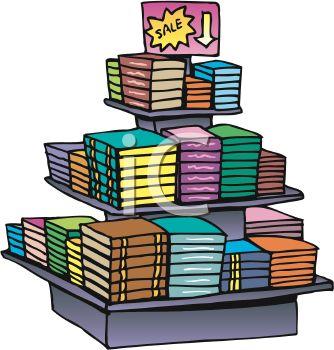 334x350 Display Of Books On Sale