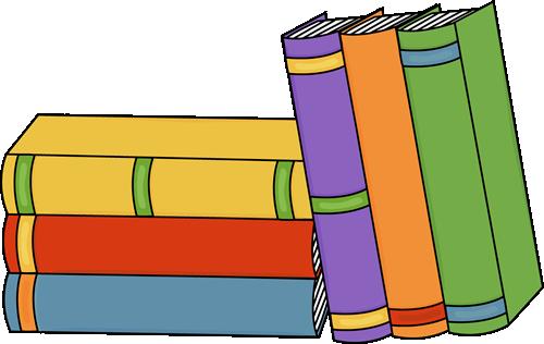 500x316 Library Books Clip Art