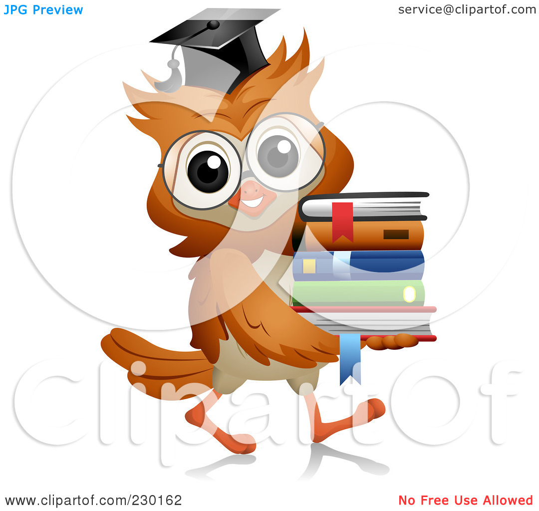 1080x1024 Owl Book Clip Art Clipart Panda
