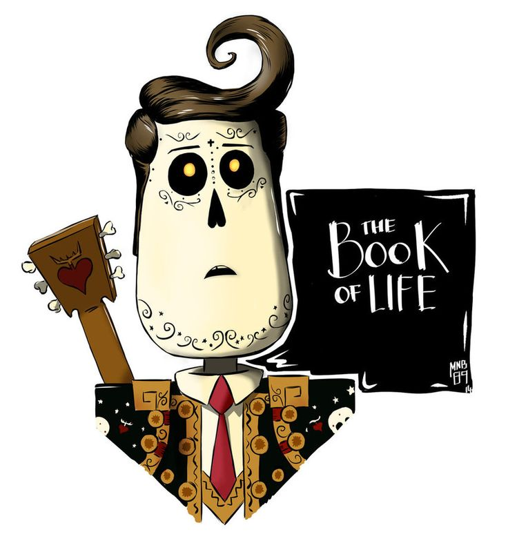 Book Of Life Clipart