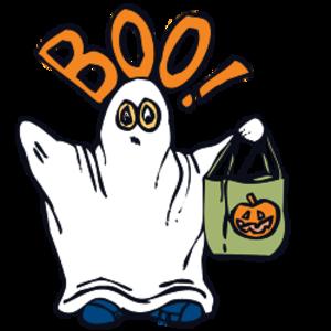 300x300 Boo Clip Art