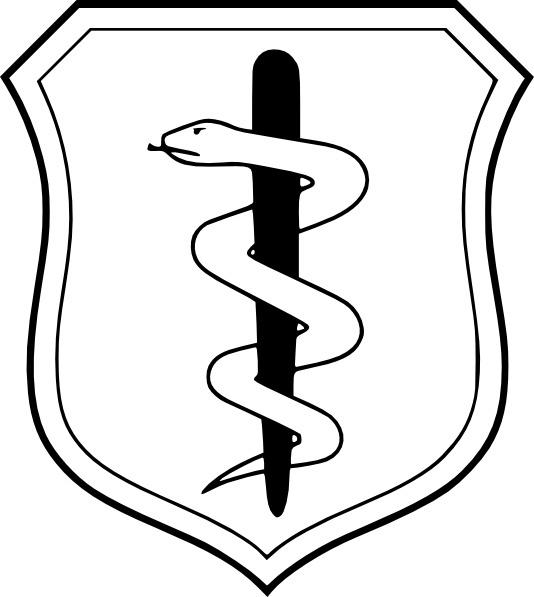 534x597 Medical Clip Art Free Downloads