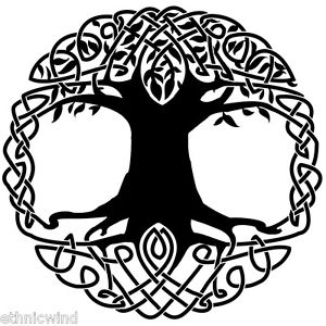 300x300 Wall Decals In Gaelic Irish Free Shipping Big Tree Wall Stickers
