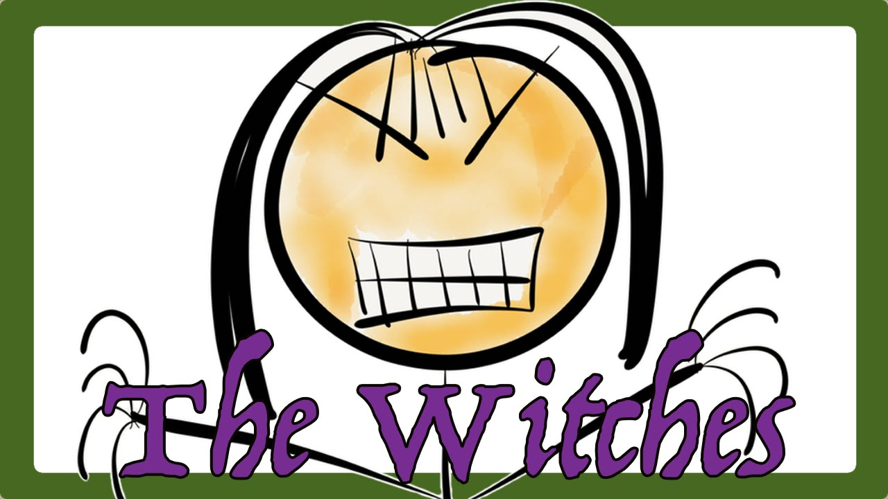 the witches roald dahl pdf summary