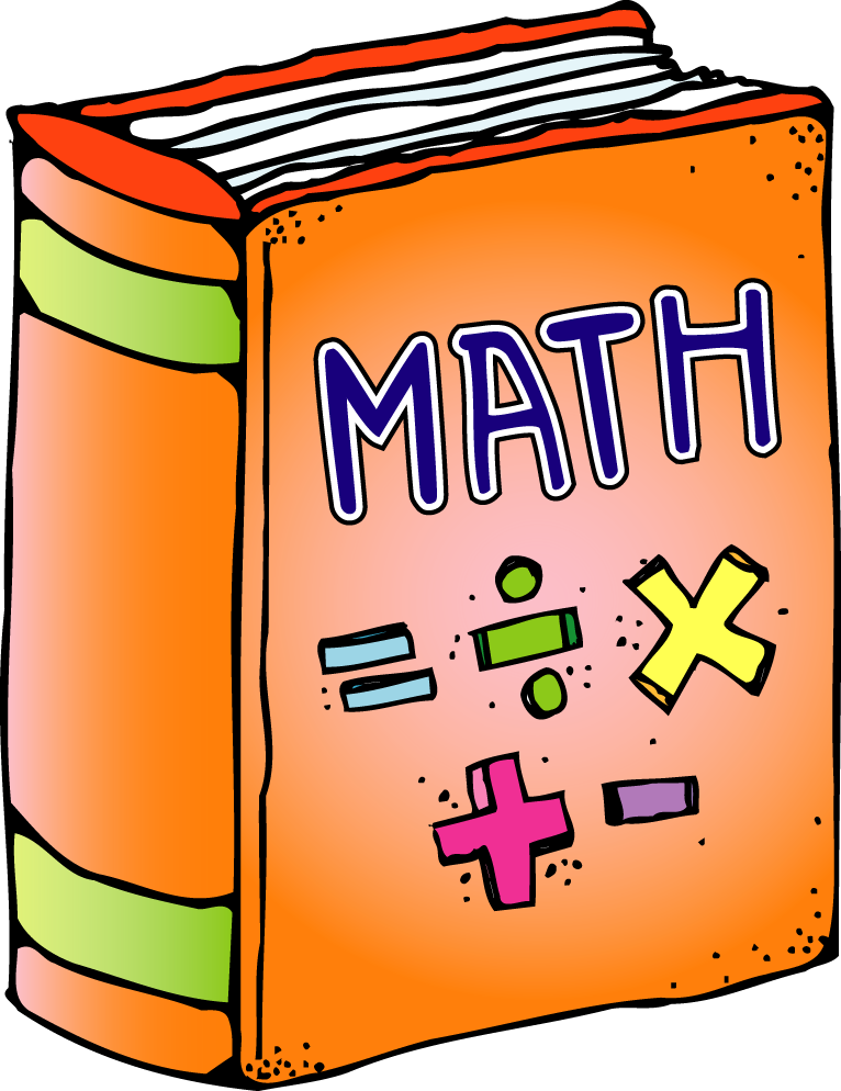 766x994 Math Review Clipart