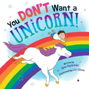 300x300 Review Of You Don'T Want A Unicorn The Horn Book
