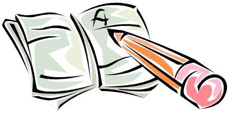 446x221 Writing A Book Clipart