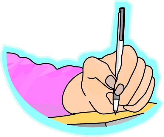 550x461 Writing Clip Art Write A Book Review Clipart Clipartix Cliparting
