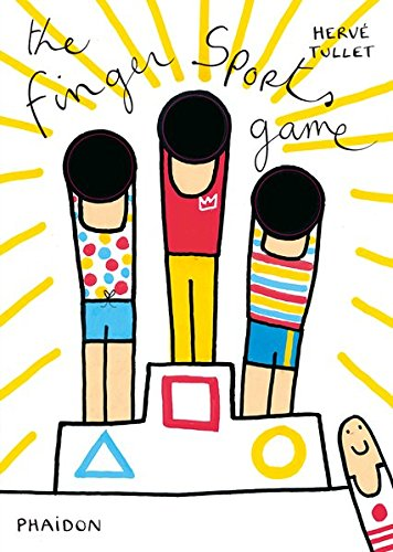 356x500 A Book Review By Lisa Rojany The Finger Sports Game