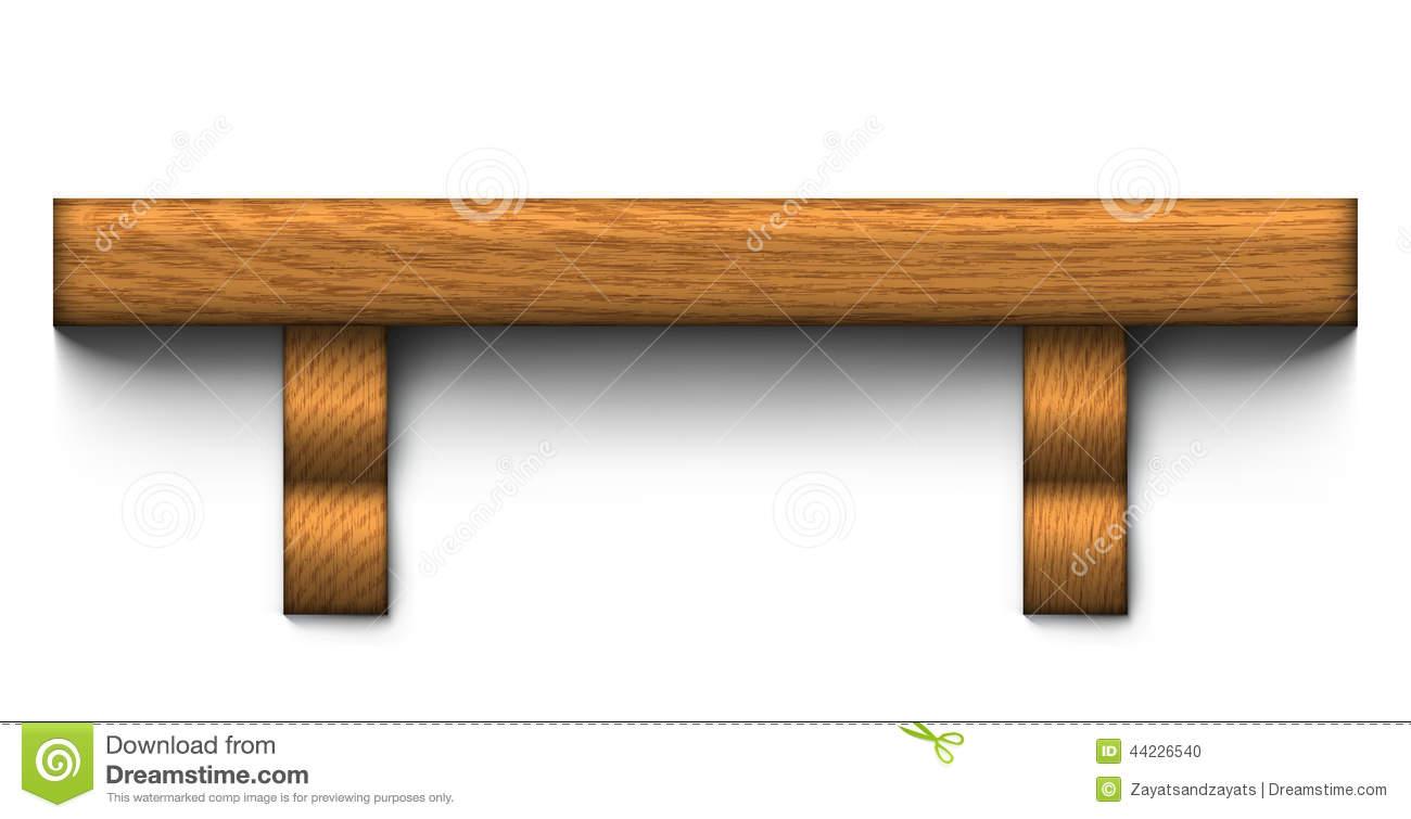 1300x755 Shelf Clipart Wooden Shelf