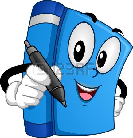 433x450 Stickman Illustration Of Kids Hugging A Book Mascot Stock Photo