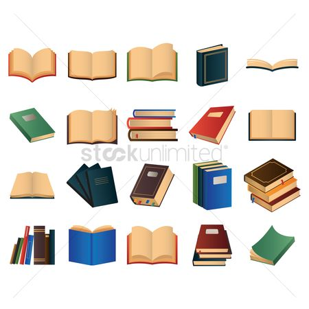 450x450 Free Book Spine Stock Vectors Stockunlimited