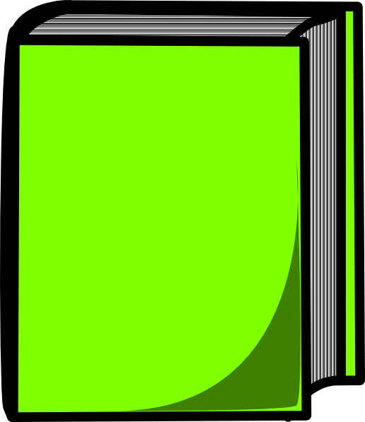 516x597 Book Clipart Rectangle