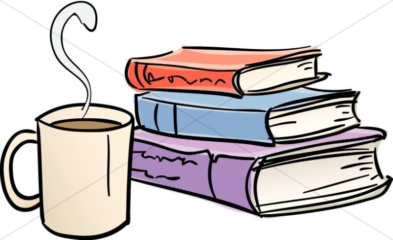 776x473 Book Clipart Coffee