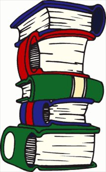 215x350 Free Books Clipart