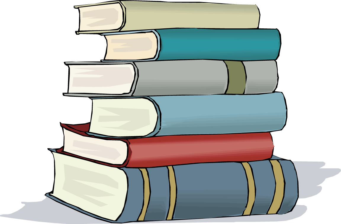 1152x757 Stack Of Books Clipart Clipart Panda