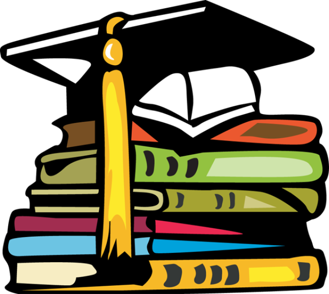 640x572 Stack Of Books Clipart 3