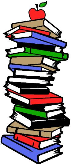 232x533 Clip Art Of School Books Clipart Cliparts For You