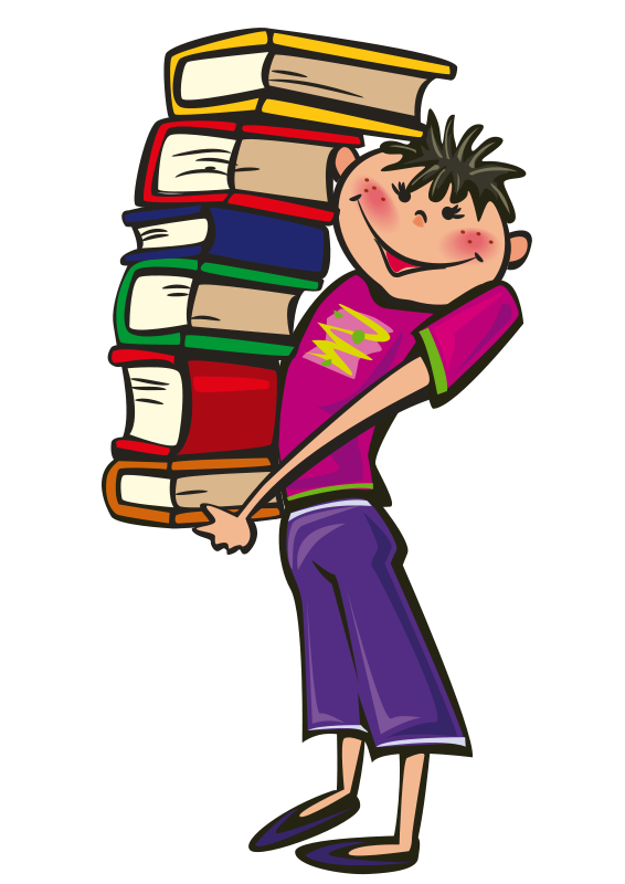 566x800 Stack Of Books Image Of Stack Books Clipart School Book Clip Art
