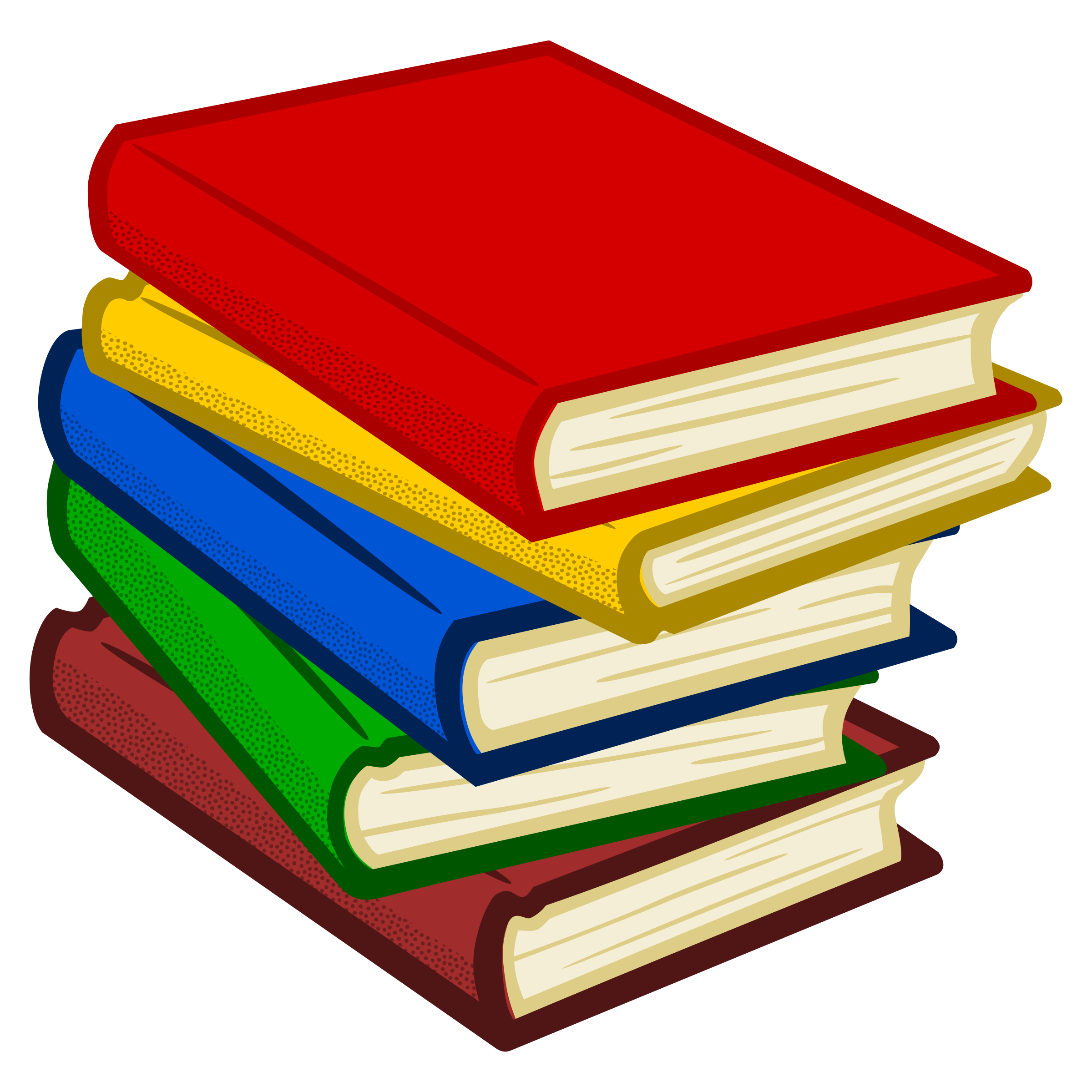 2400x2400 Top 80 Books For Clip Art