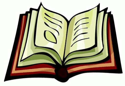 510x352 Free Clipart Of A Book