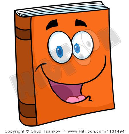 450x470 Book Clipart