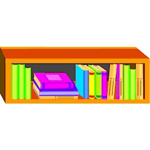300x300 Book Shelf Clipart, Cliparts Of Book Shelf Free Download (Wmf, Eps