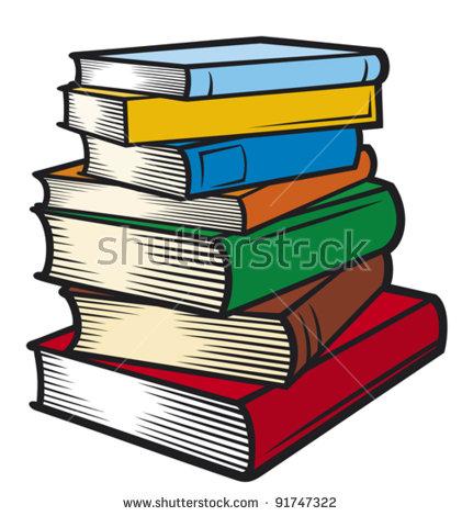 421x470 Top 80 Books For Clip Art