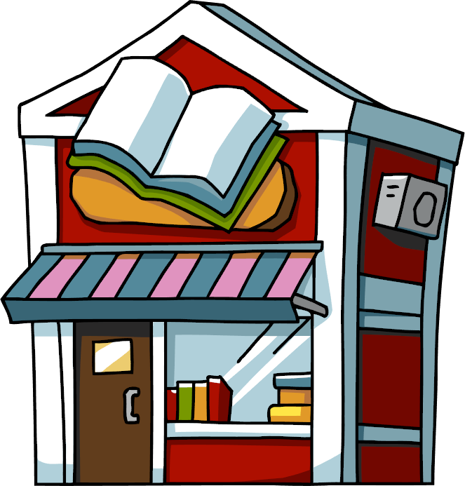 663x693 Shop Clipart School Store