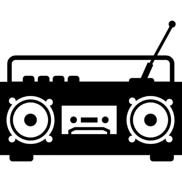 626x626 Boombox Vectors, Photos And Psd Files Free Download