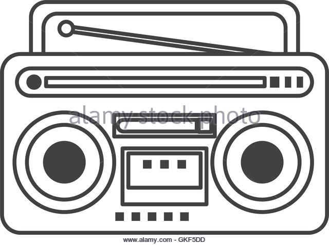 640x477 80s Portable Stereo Stock Photos Amp 80s Portable Stereo Stock