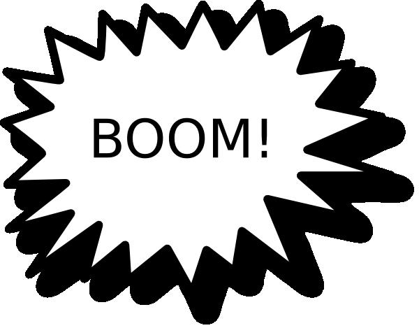 600x469 Boom Clip Art
