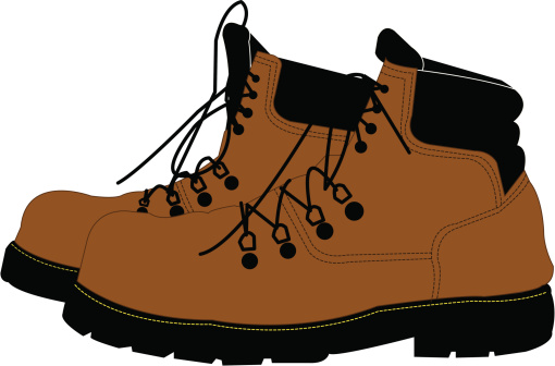 510x336 Boots Clipart Work Boot