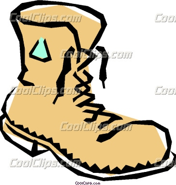 364x383 Boots Clipart Safety Boot