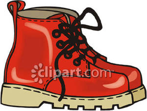 300x228 Hiking Boot Clipart Free Animated