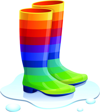329x368 Rain Boots Vector Free Download Free For Clip Art