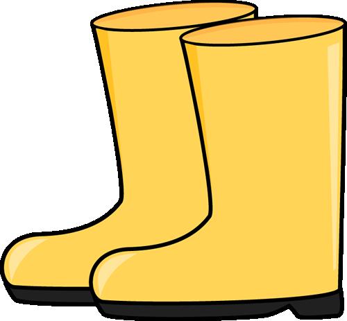 500x463 Rain Boots Clip Art