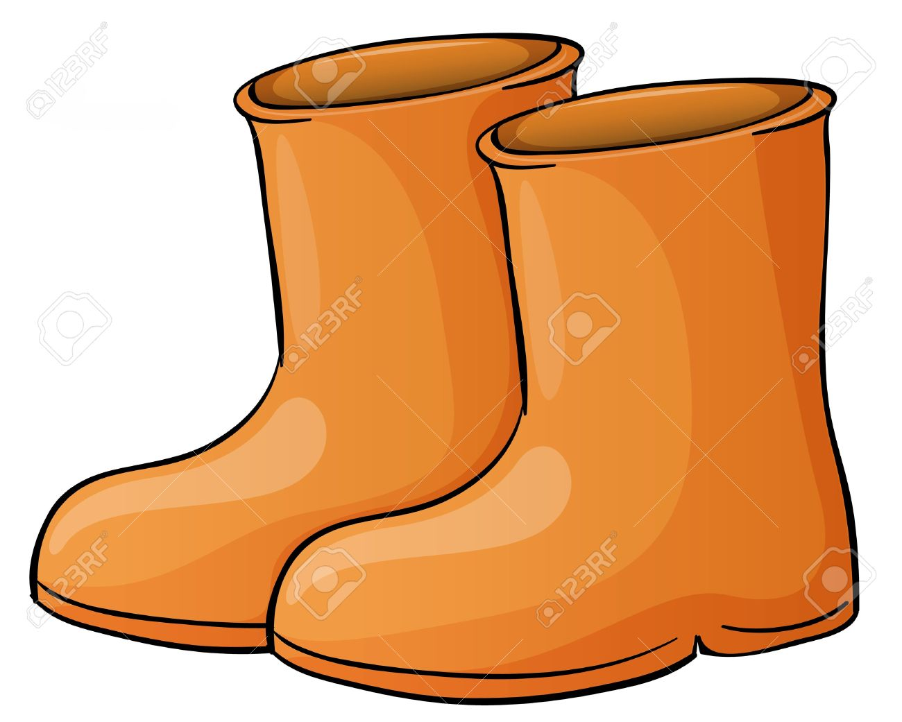 1300x1041 Boots Clipart Animated
