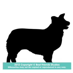 300x300 Customize Pet Lover Products With Dog Breed Silhouettes