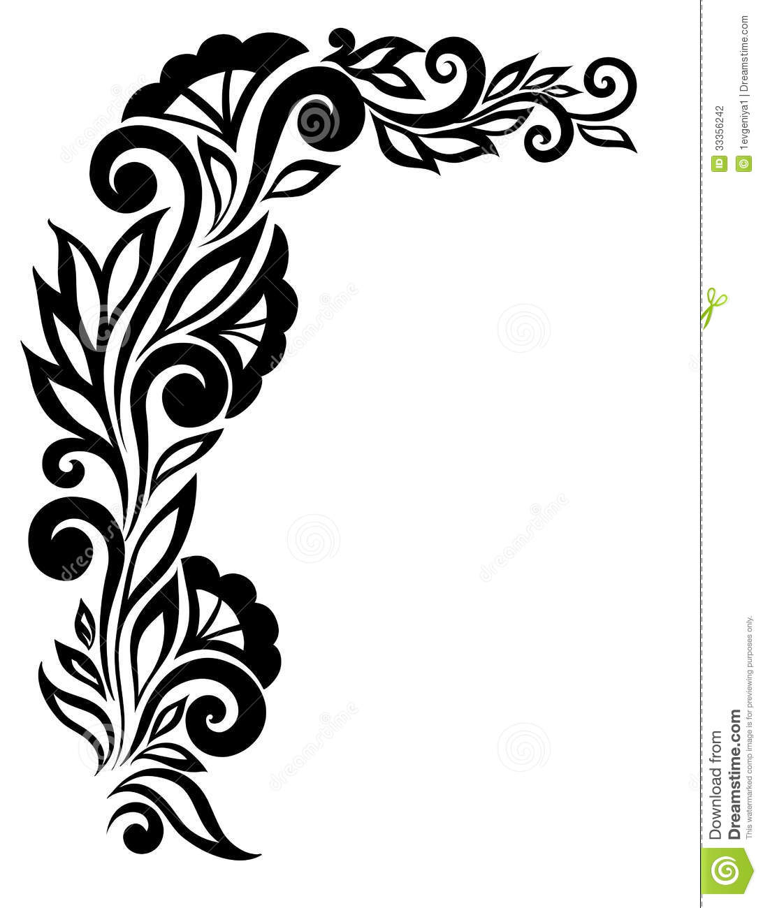1092x1300 Design Black And White Hue On Furniture Or Border Free Download