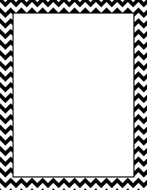 470x608 Clipart Black And White School Squiggles