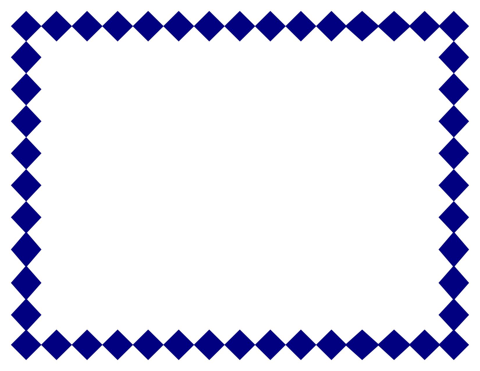 1650x1275 Certificate Border Clipart
