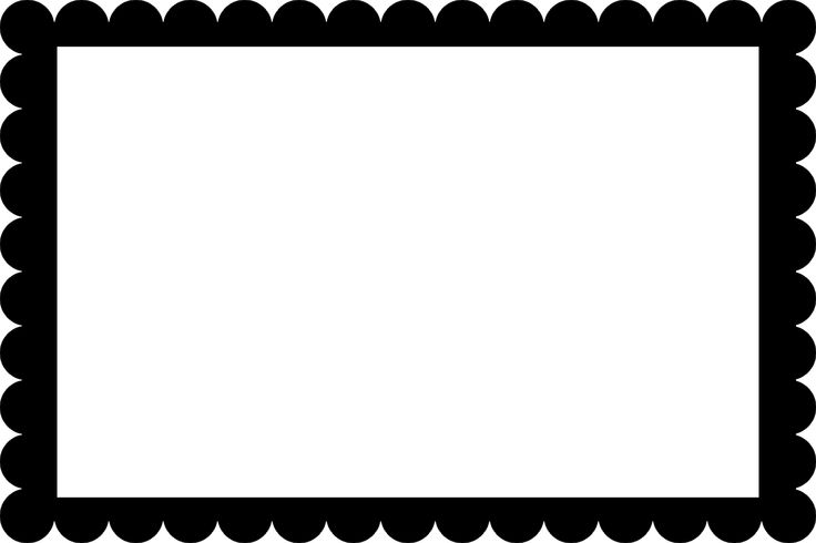 736x490 Frame Wood Border Clipart Kid