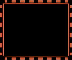 300x247 2102 certificate frame border clip art Public domain vectors