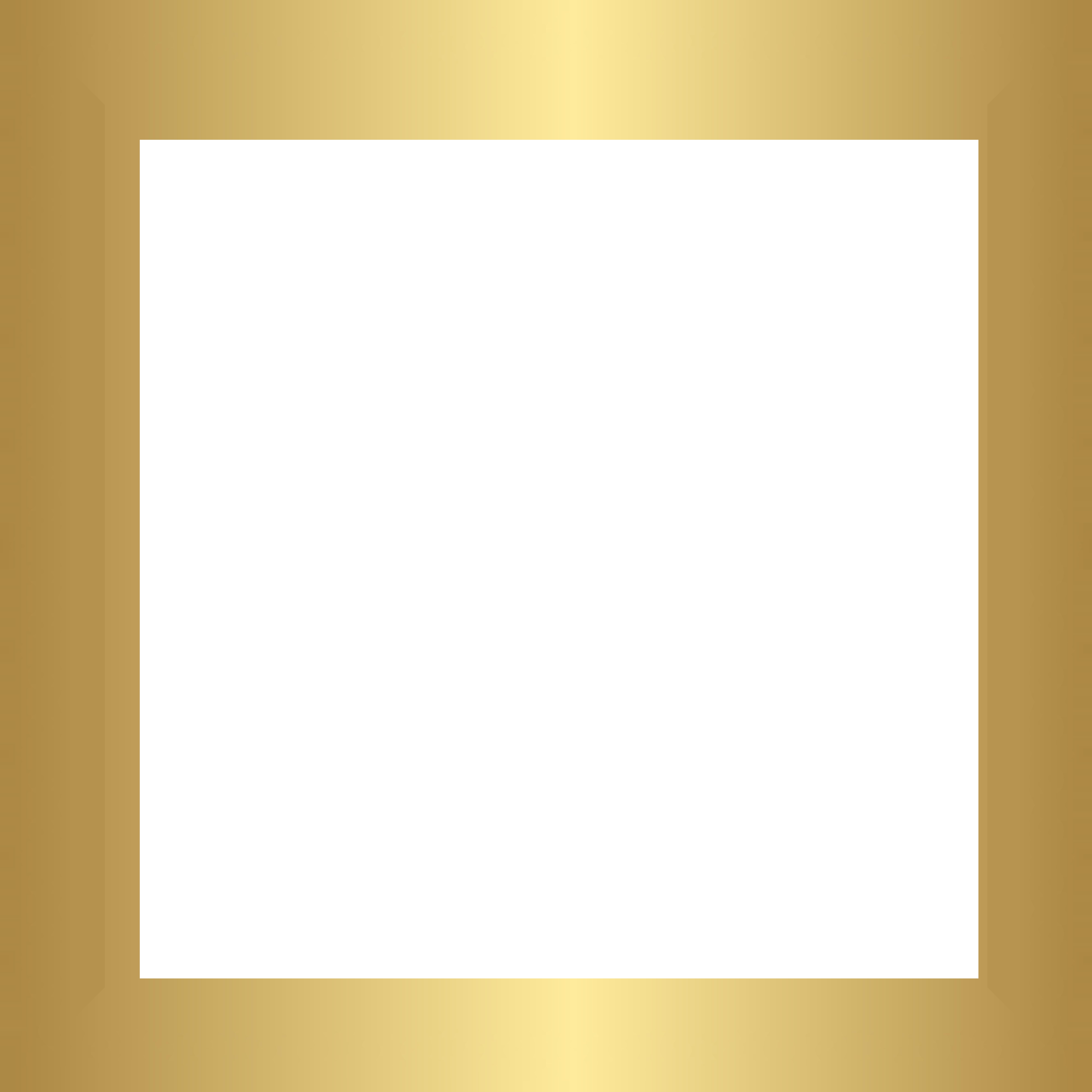 8000x8000 Transparent Border Frame Gold Png Clip Artu200b Gallery Yopriceville