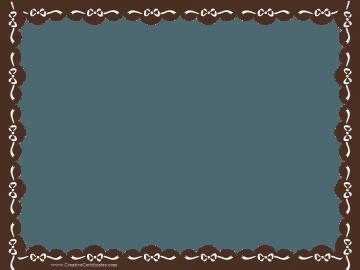 360x270 Certificate Borders