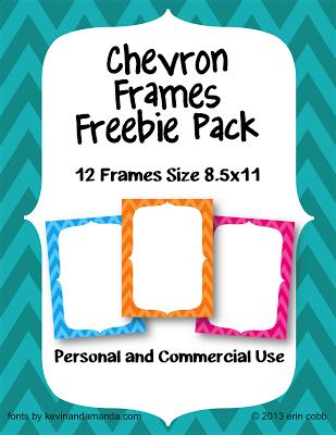 309x400 Chevron Frame Free Clip Art Cliparts