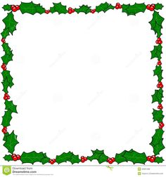 236x252 Christmas Garland Border Clip Art Free Fun For Christmas